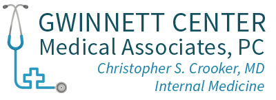 logo of Gwinnett Center Medical Associates, PC, Dr. Christopher Crooker, Lawrenceville, GA